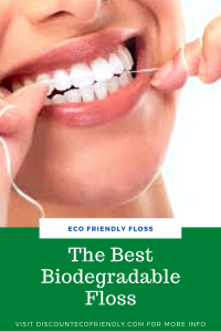 The Best Biodegradable Floss. Maintain good Dental Hygiene While Being Eco-Friendly