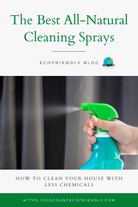The Best All-Natural Cleaning Sprays for a Safer and a Cleaner Home.