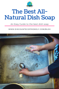 The Best All-Natural Dish Soap. Keep yourself, Your Family, and the Environment Safe From Harmful Soaps