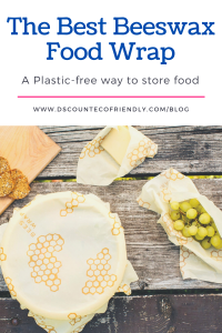 The Best Beeswax Food Wrap - A Plastic-Free way to Store Food and Save Money