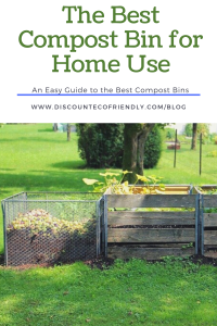 The Best Compost Bin for Home Use. An Eco-friendly way to use food and yard waste more efficiently.