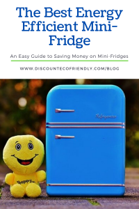 The Best Energy Efficient Mini-Fridge. Save Money and Energy for your next fridge