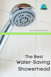 The Best Water Saving Showerhead to Save Water and Money