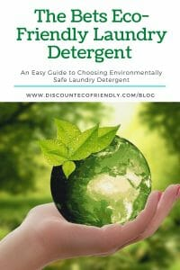 The Bet Eco-Friendly Laundry Detergent for Safer and Cleaner Laundry