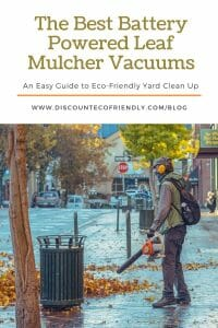 The Best Battery Powered Lead Mulcher Vacuum for Eco-Friendly Fall Clean Up