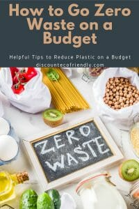 How to Go Zero Free on a Budget