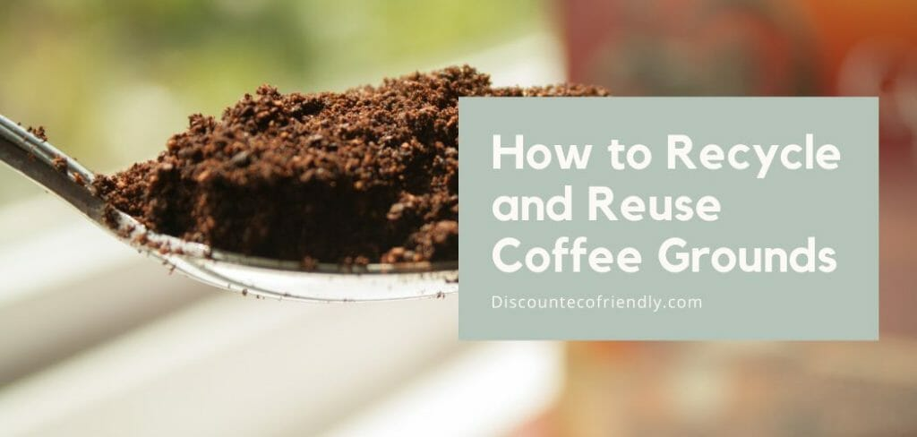 How to Recycle and Reuse Coffee Grounds